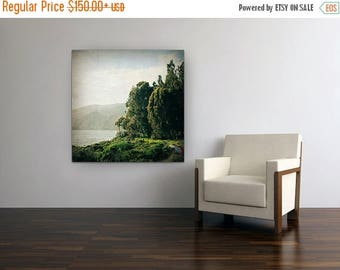 gift for him // big sur art // camping art gift - Outdoor Type, ready-to-hang, Big Sur California Photography, art on canvas