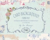 Tilda Cards Bloc of 24