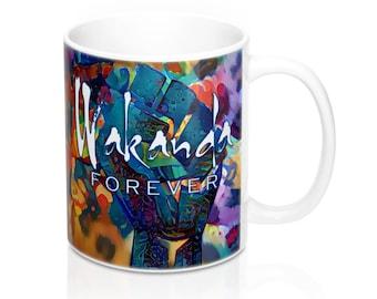 Wakanda Forever Mugs