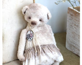 Bear Teddy Bear Molly 10 inch OOAK