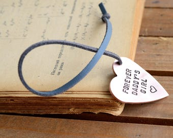 Bookmark, personalized bookmark, bookmark with message, custom bookmark, reader gifts, page saver