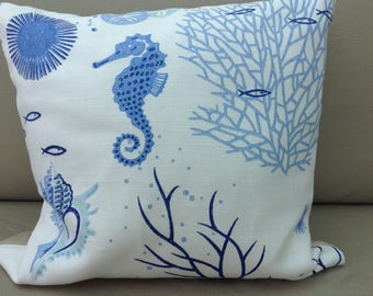 Under the Sea Cushion Cover - Jane Churchill