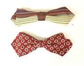 Vintage Bowties Set of 2 ...