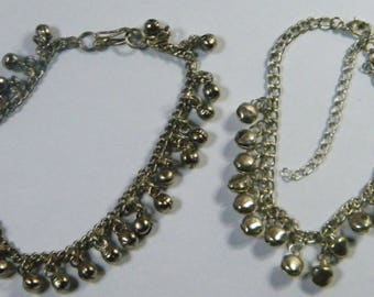 Lot Of Two Belly Dancer jewelry Items Vintage