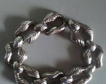 Authentic Tiffany Sterling Silver Bracelet 1996