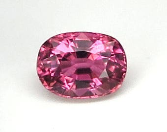 5.48 Ct Natural Tourmaline Peach Pink Africa Unheated