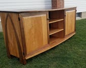 Reserved Listing for Michael for an Archie Entertainment Center in Cherry and Walnut
