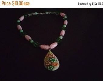 On Sale Springtime Necklace