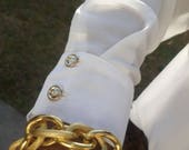 Brooklyn: Vintage chunky chain bracelet