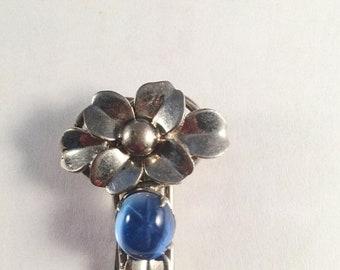Vintage Dress/Fur Clip, Vintage Jewelry, 1930's/1940's, Versatile