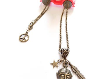 Necklace ♰Little Buddha2♰