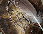 Crocheted Mandala Art Pen...