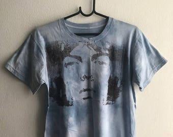 Tie Dye Verve richard ashcroft tight T-shirt S