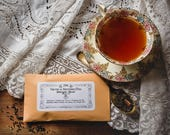 Midnight -  18th Century Historical Tea Blend 20 grams, Historic Hand Blended Loose Leaf Colonial Tea