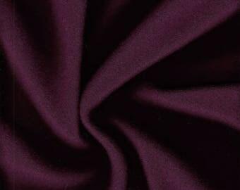 Designtex Upholstery Fabric Pigment Petal Purple Wool 2711-606 - .875 yards - DR6