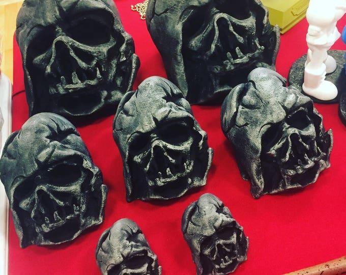 Star Wars - Darth Vader Melted Helmet