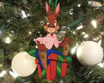 Song of the South / Brer Rabbit Christmas Ornament