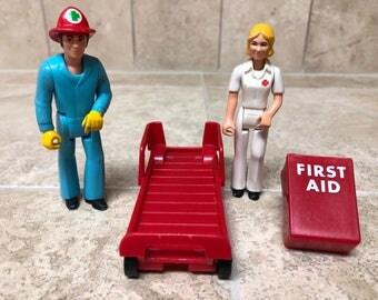 Fisher Price Adventure People Rescue Team