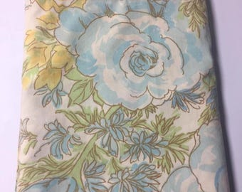 Vintage Twin Flat Sheet by Springmade