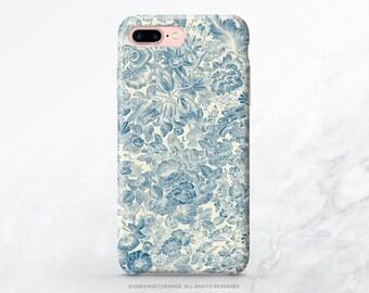 iPhone 7 Case Vintage Floral iPhone 7 Plus Case iPhone 6s Case iPhone SE Case iPhone 6 Case iPhone 5S Case Galaxy S7 Case Galaxy S8 Case R6