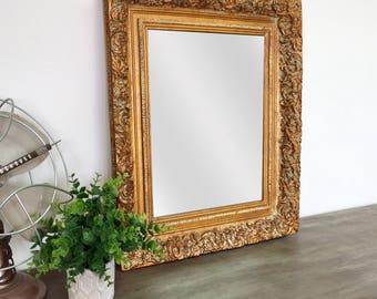 French Mirror Vintage Home Decor Vintage Room Decor