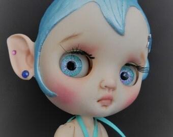 Custom Middie Blythe Doll