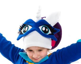 Rarity Power Pony Winter Hat For Kids My Little Pony