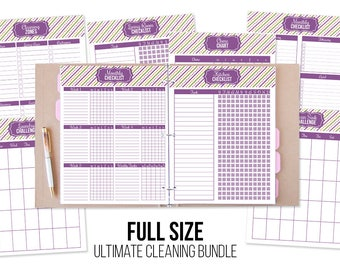 Ultimate Cleaning Bundle  - Full Size - Blissful Edition