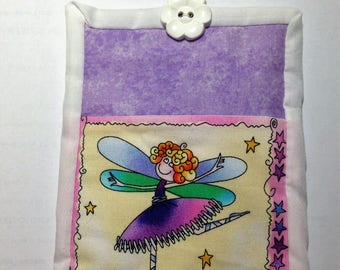 Tooth Fairy Pouch - Lily