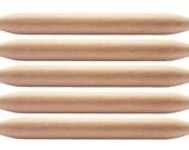 Knit Pro Jumbo Birch Double Pointed Needles