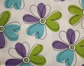 PRE-Order, Flowers, Knitting Bag, Crochet, Knit, Yarn, Wool, Yarn Storage, Yarn Bag with Hole, Grommet, Handle