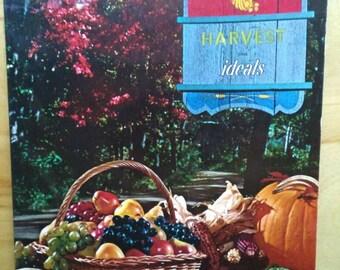 Vintage IDEALS Harvest Magazine - Volume 26 No. 5 - September 1969