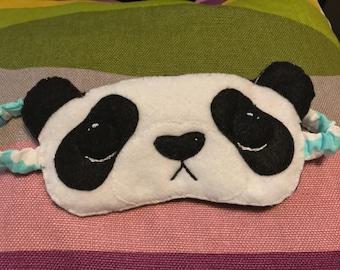 Panda Eye Mask, Panda Sleep Mask