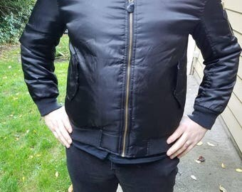 Perfect Men's Flight Jacket