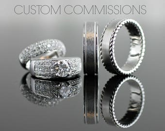 Custom Commissions - Reserved for Catalina P.