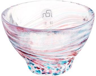 From Japan Guinomi Glass Sake Cup Sakazuki Tsugaru