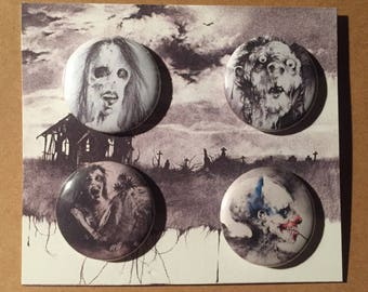 "Scary Stories To Tell In The Dark 1.25"" Pin Set"