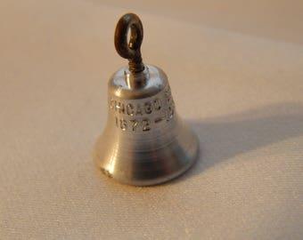The Chicago Screw Company Memorabilia Bell - 1872 to 1950