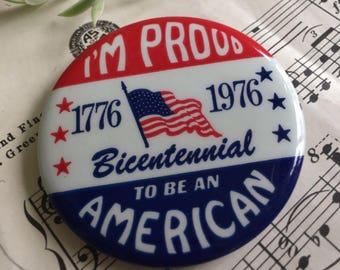 Bicentennial Pin