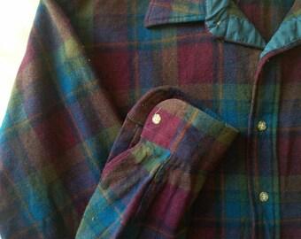 Pendleton Wool Flannel Plaid