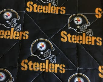 Pittsburgh Steelers pot holder