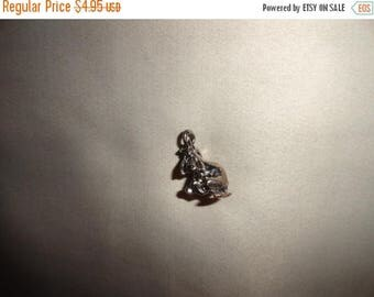50% OFF Vintage Metal Necklace pendant Small Donkey