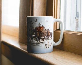 Dock Mug