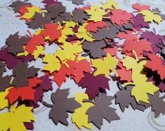 Die cut Leaves.   #XR-46