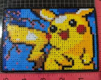 Pokemon Pikachu Mini Peler Beads