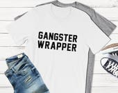 GANGSTER WRAPPER. Black F...