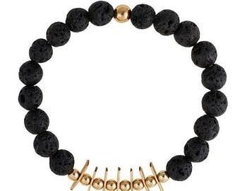 SUMMER SALE Gold Bar Bracelet
