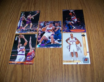 25 Phoenix Suns Basketball Cards