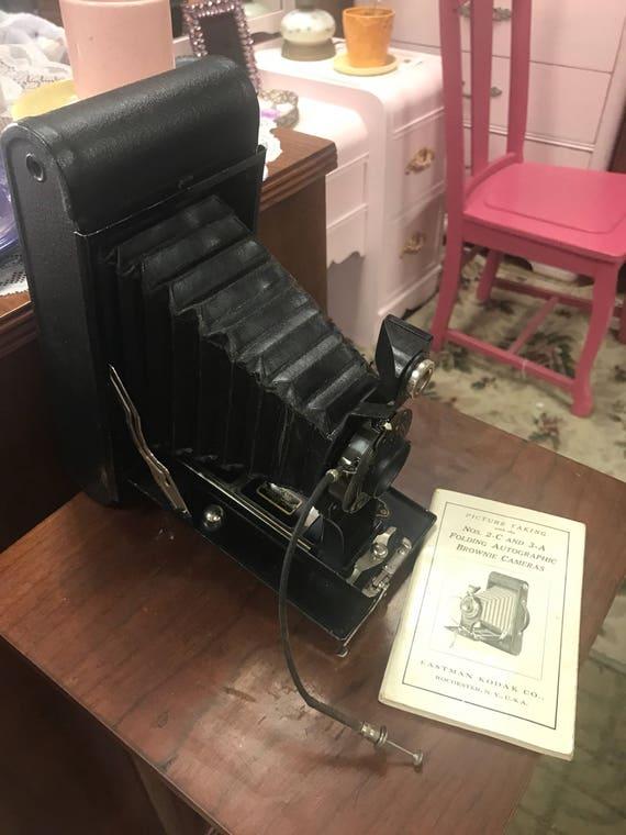 Antique Kodak camera no. 3 A