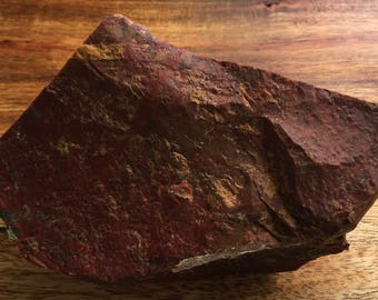 Red Jasper Natural  Raw Rough, Healing Stone, Healing Crystals,Chakra Stone, Spiritual Stone